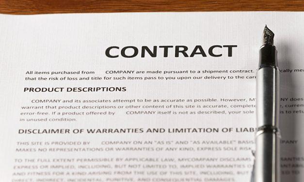 אילו סעיפים חייבים להיות בכל חוזה העסקה?