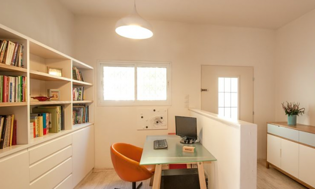 אתגר עיצובי: עצות וטיפים לתכנון עכשווי של דירה קומפקטית לצעירים