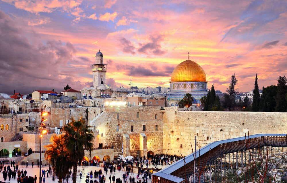 10 סיבות לצאת לנפוש בעיר הקודש